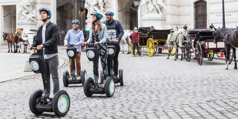 Pedal Power - Segway - Tagestour